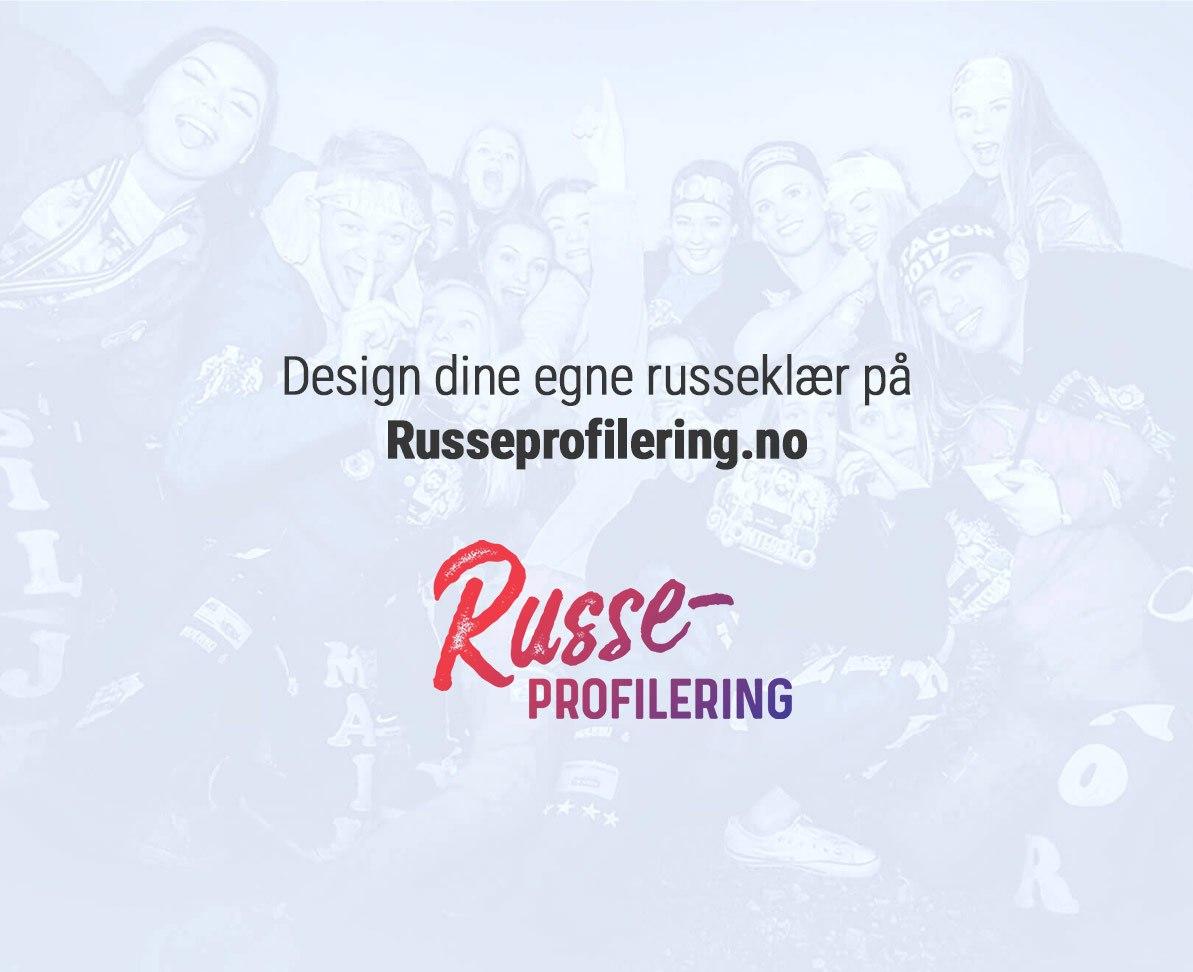 7d1c0d29 Russeprofilering • Klistremerke 5x5cm med egen logo til russ %